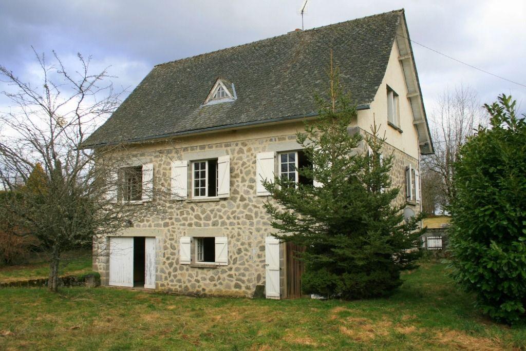 Achat vente maison lacroix barrez maison a vendre for Prix construction maison en pierre
