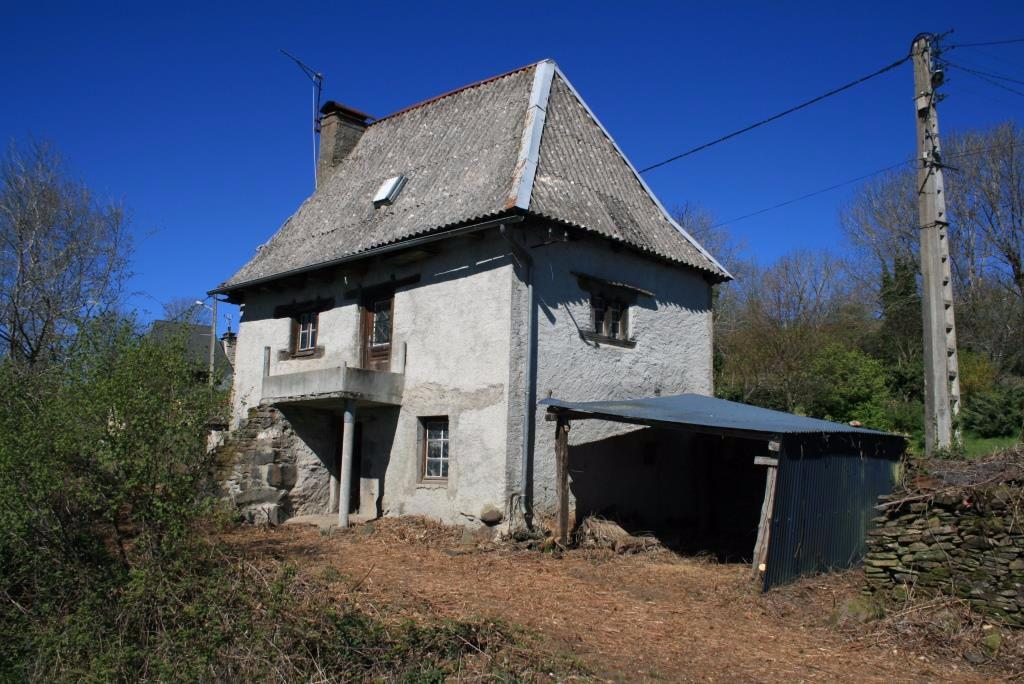 Annonce vente maison cros de ronesque 15130 34 000 for Vente maison a
