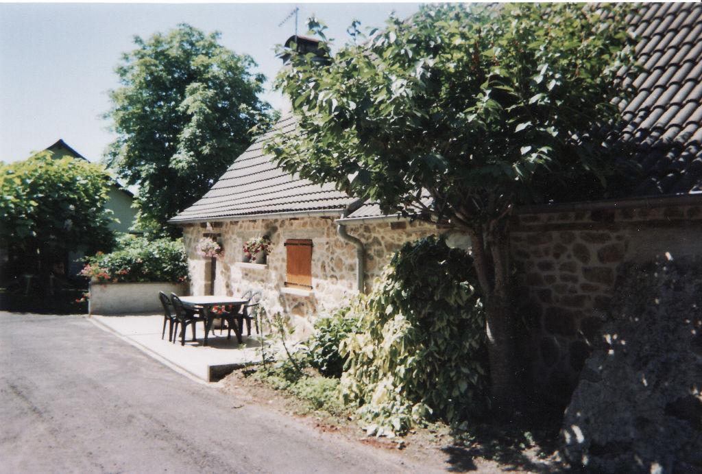 Grange, avec partie habitable, secteur 12140, Vallée de Truyère
