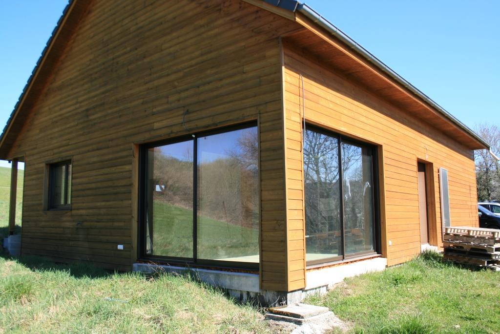 Exclu: Maison  100m², Trionac, 12600 Taussac