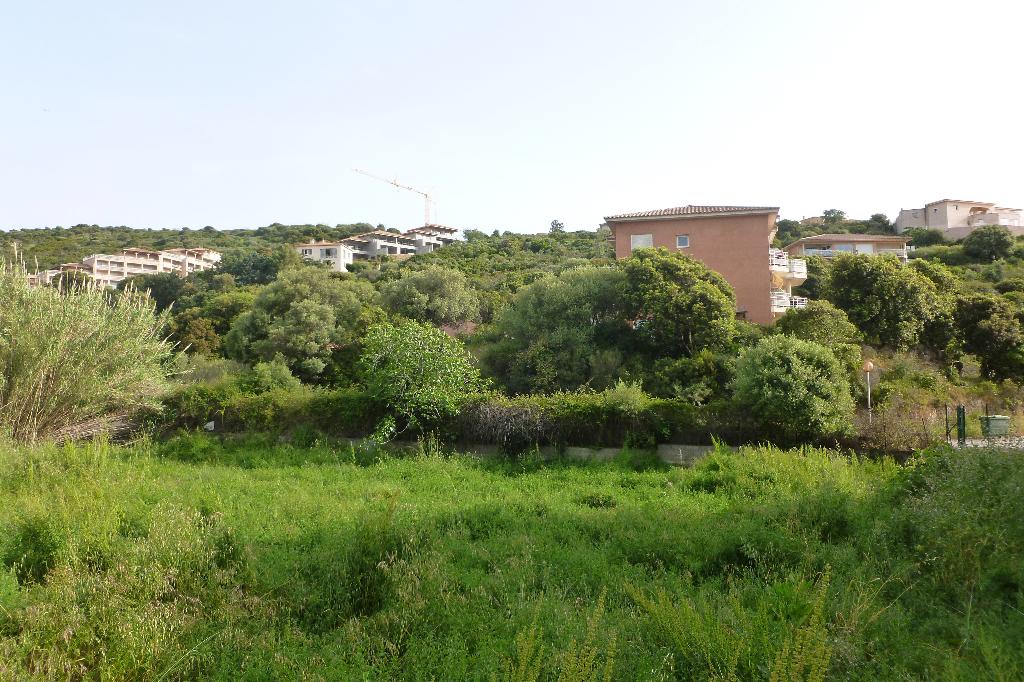 Terrain Propriano 1107m² centre ville