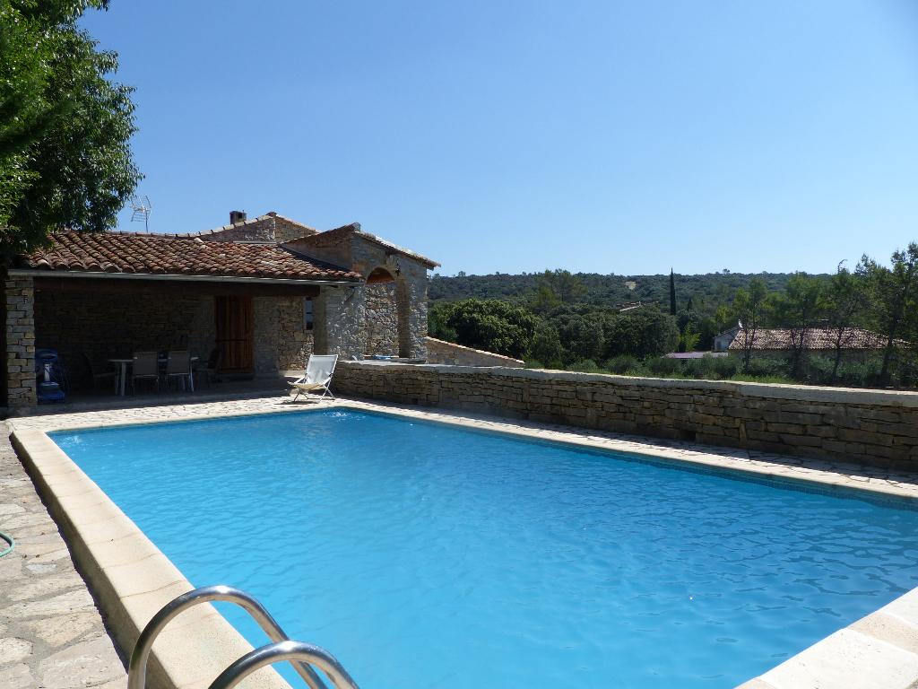 Claret magnifique Demeure de prestige ,  550 m2 avec piscine et dependances