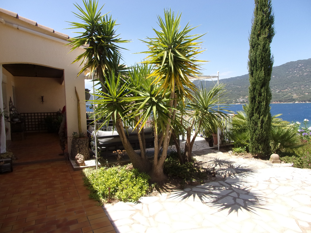 Villa Vue Mer Propriano T5 + T2 + T1