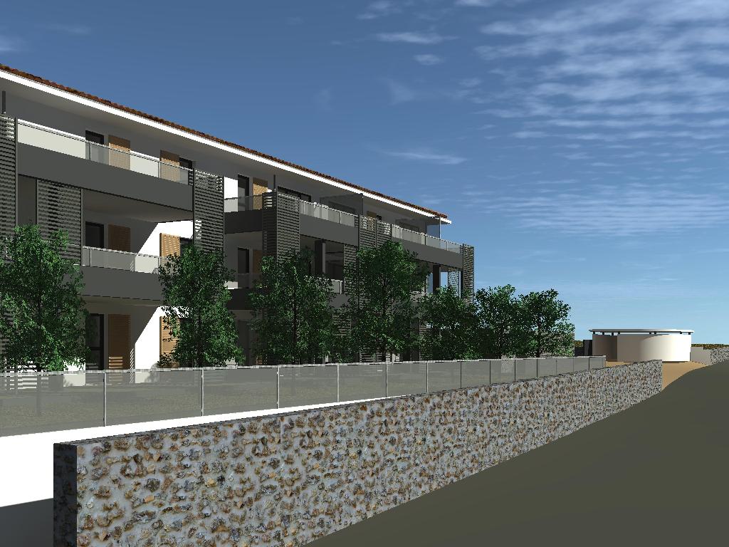 TERRA D'ORU, PROPRIANO,  Programme neuf   T1 de 27 m2