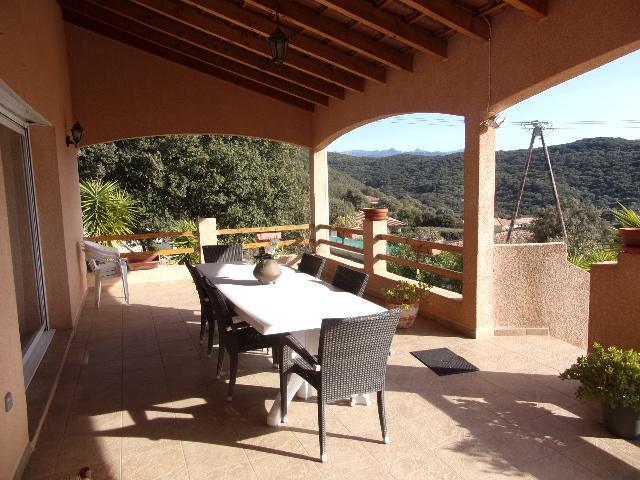 Propriano, Villa T7 166 m2, très calme