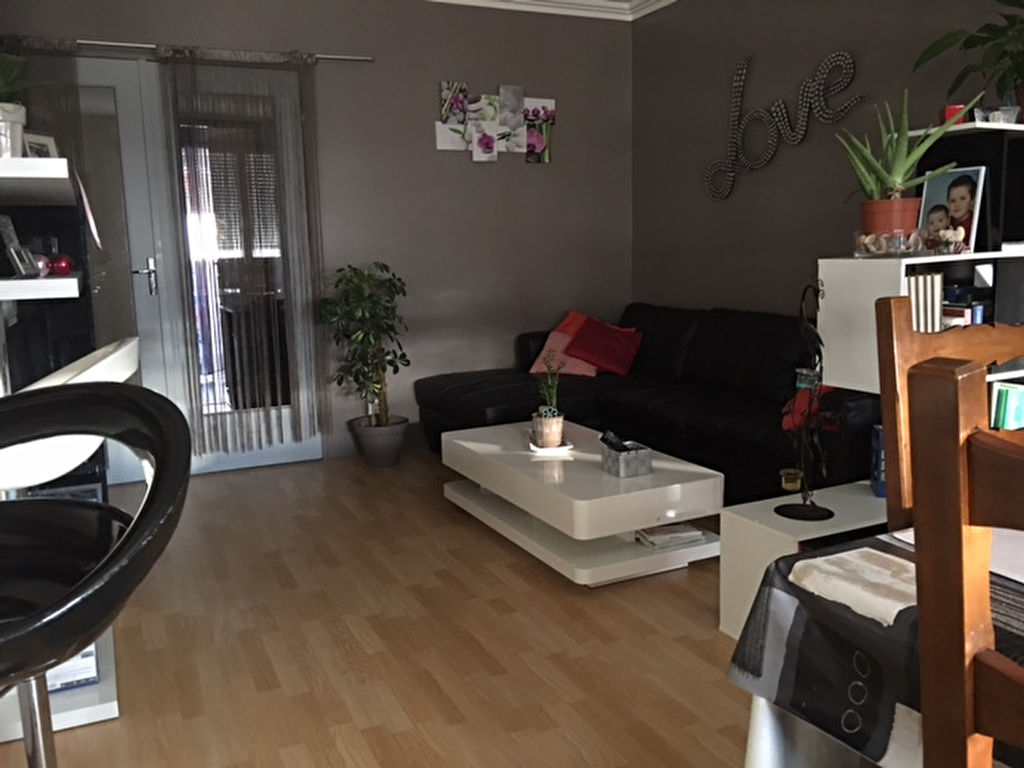 Appartement Riom F5 - 96.05 m2 et parking