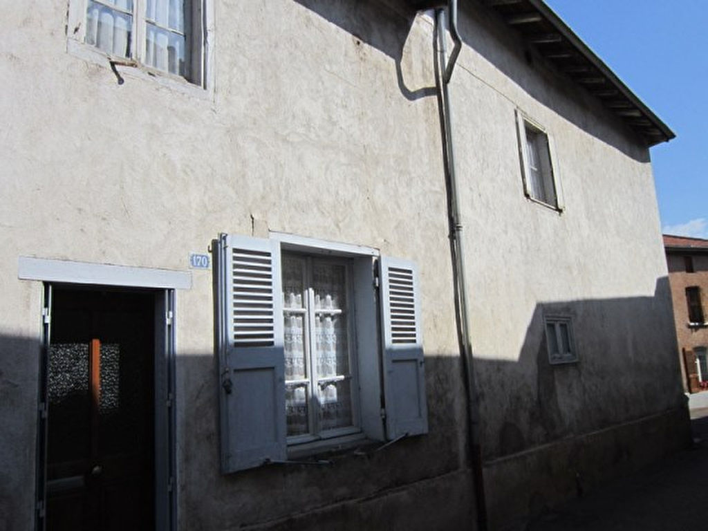 Saint germain Laval Maison 48000 € FAI - 4 chambres