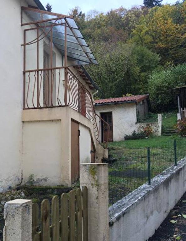 Mozac 10mn Maison rénovée et terrain