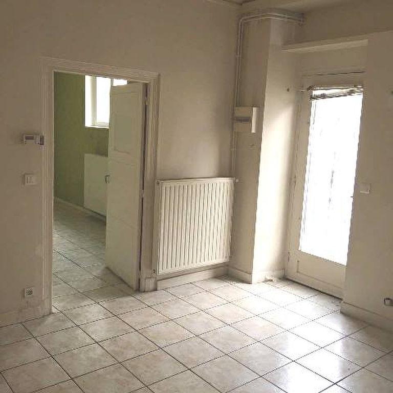 Combronde  appartement à rénover