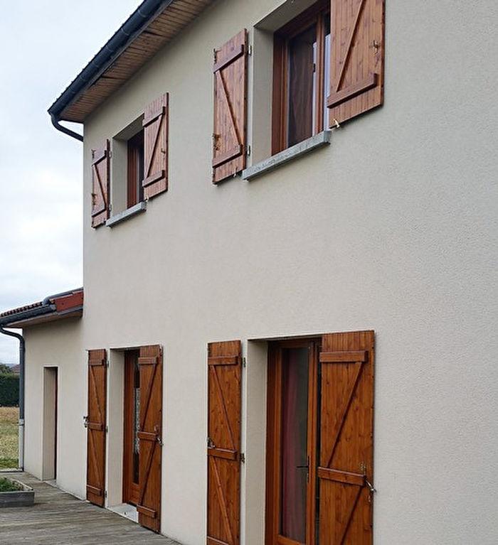 Combronde Maison 120 m2 et terrain