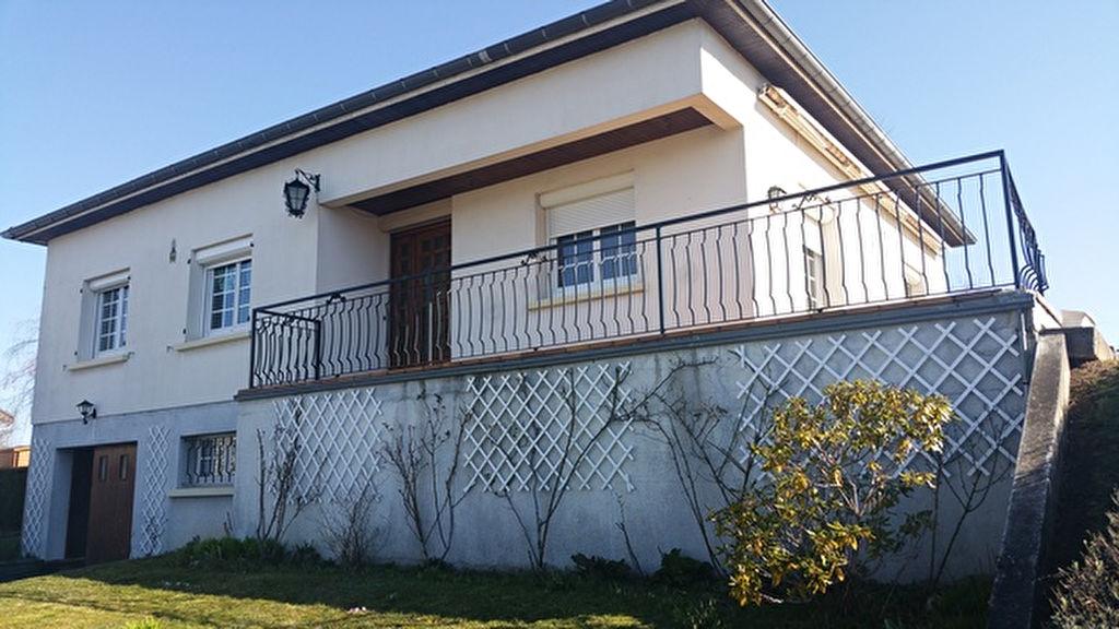 Les Ancizes robuste maison 5 chambres