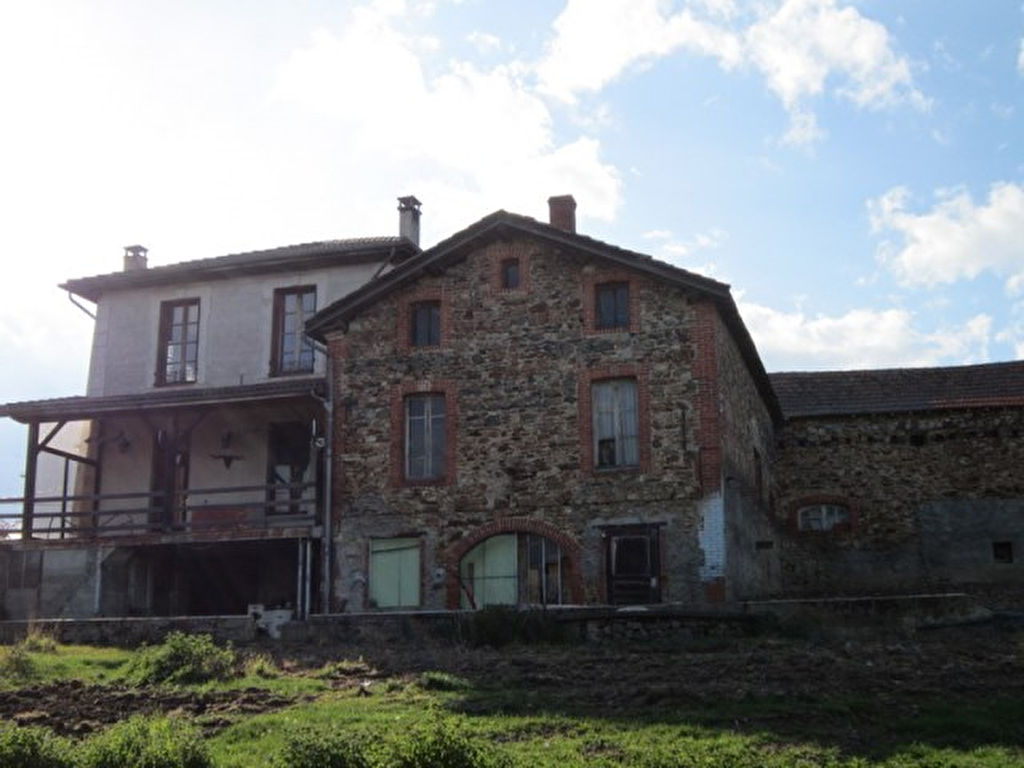 St Germain Laval 5kms maison et terrain