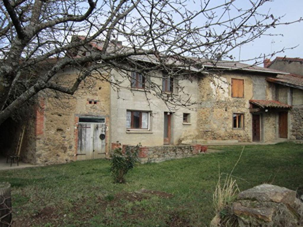 Saint Germain Laval prox. ancien corps de ferme et terrain