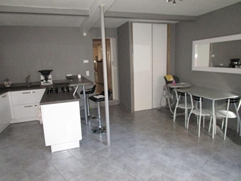 Saint Germain maison 130 m2 habitables et terrain