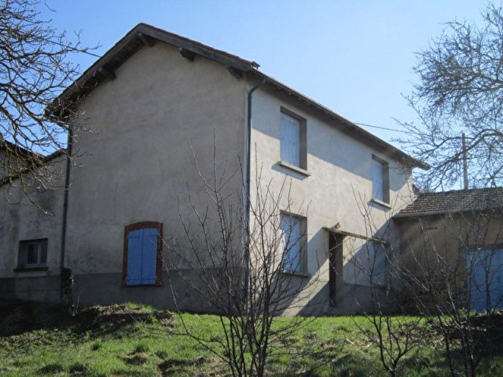 Saint Germain Laval  Prox. maison 91 m2 et terrain 1900m²