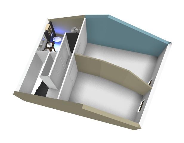 Volvic Appartement F3 à rénover pour déficit foncier