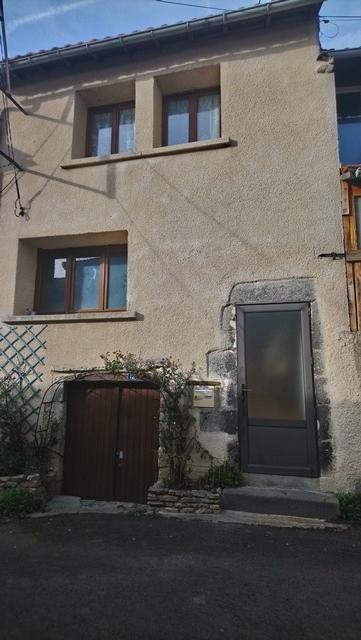Chatelguyon maison 60 m2 avec terrain et garage