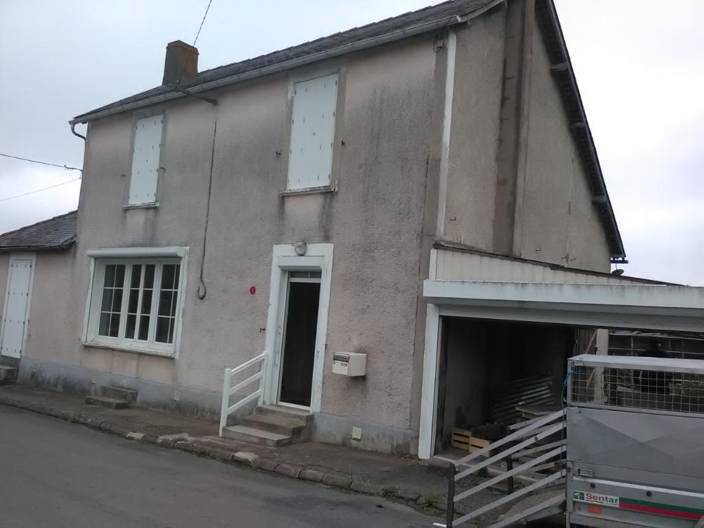 Maison Pougne Herisson 5 pièce(s) 100 m2