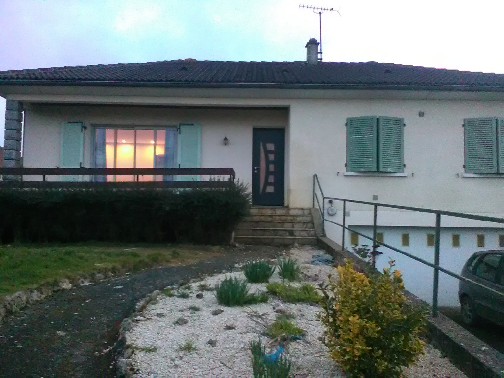 Maison Allonne 6 pièce(s) 120 m2