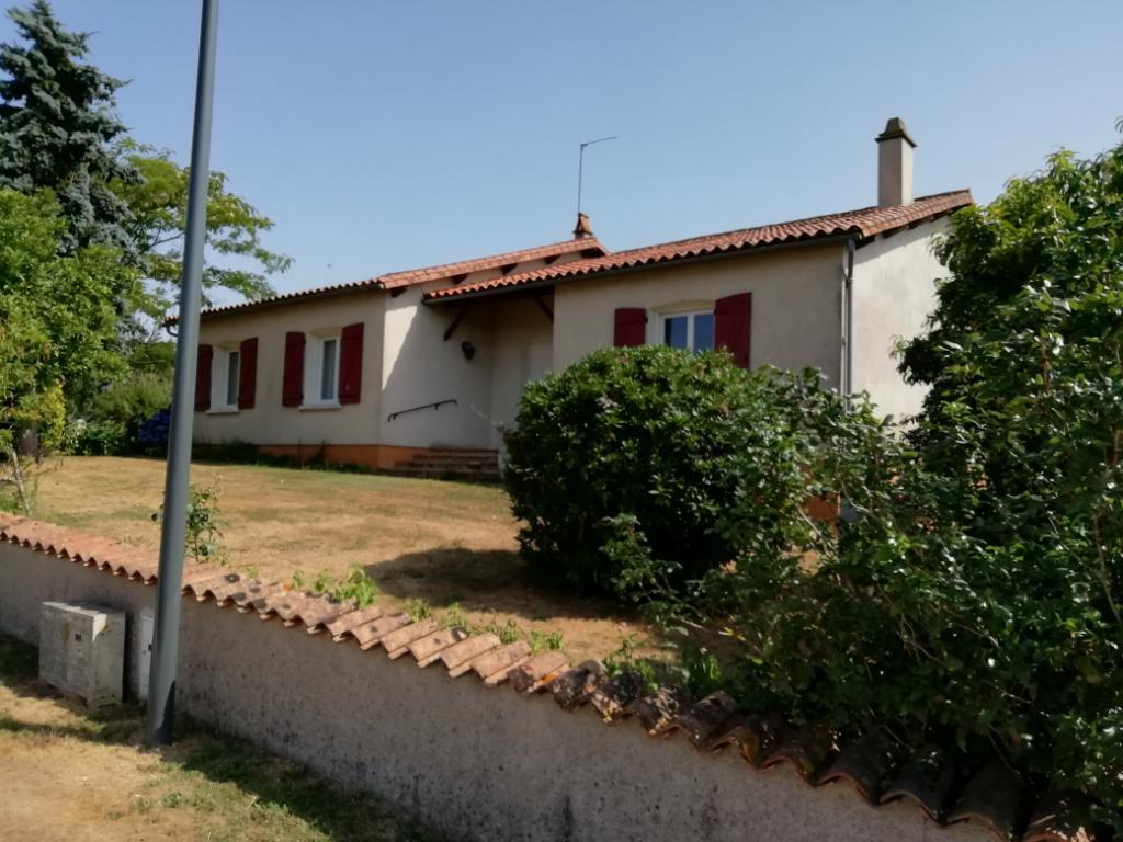 Maison  SAINT PARDOUX -SOUTIERS 6 pièce(s) 110 m2