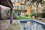 A vendre en EXCLUSIVITE un appartement de type 6 en duplex avec un jardin et une piscine à Marseille 13008 - Quartier PERIER