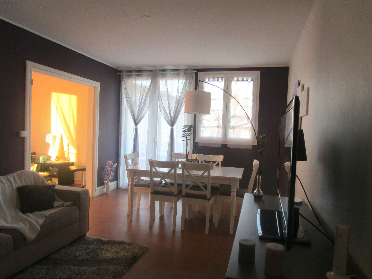 annonce vente appartement meaux 77100 53 m 148 000 992735476371. Black Bedroom Furniture Sets. Home Design Ideas