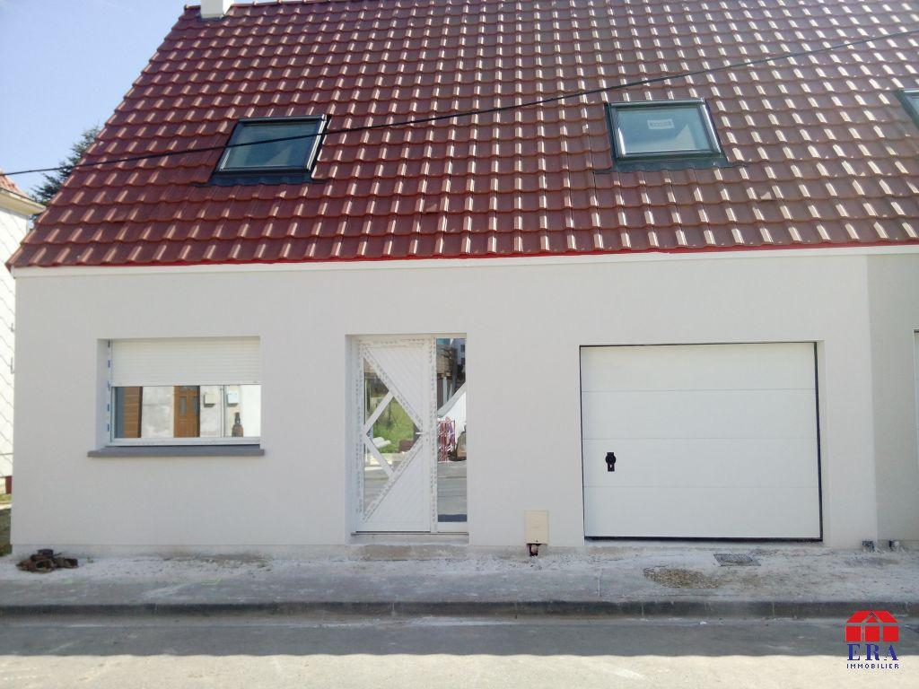 Annonces maison neuve 3 chambres garage nord pas de cala for Se loger maison neuve