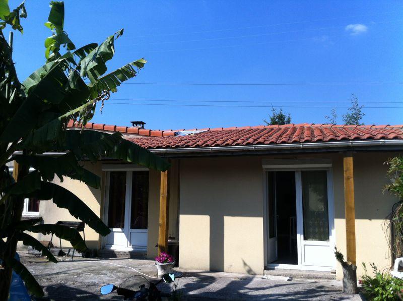photo de A vendre, SAINT-HERBLAIN, Ravissante maison de plain pied de 112 m², séjour sud sur terrasse, 3 cham
