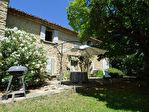 A vendre, entre l'Isle sur la Sorgue et Cavaillon, MAS ancien sur 6477 m² de terrain 2/18