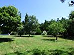 A vendre, entre l'Isle sur la Sorgue et Cavaillon, MAS ancien sur 6477 m² de terrain 4/18