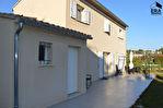 Villa orgon récente surface habitable 103 m² terrain de 600m² clos grand séjour cuisine us 3 chambres garage 4/7