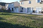 Villa orgon récente surface habitable 103 m² terrain de 600m² clos grand séjour cuisine us 3 chambres garage 7/7