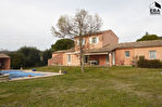 Villa 200 m² sur 1 820 m² de terrain avec piscine 1/11