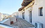 A vendre, Cavaillon, appartement de 140 m avec terrasse de 48 m² en dernier étage. 1/9