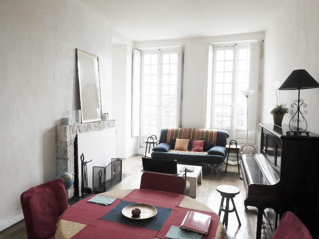 Hyper centre, appartement Nantes 5 pi�ce(s) 78 m2