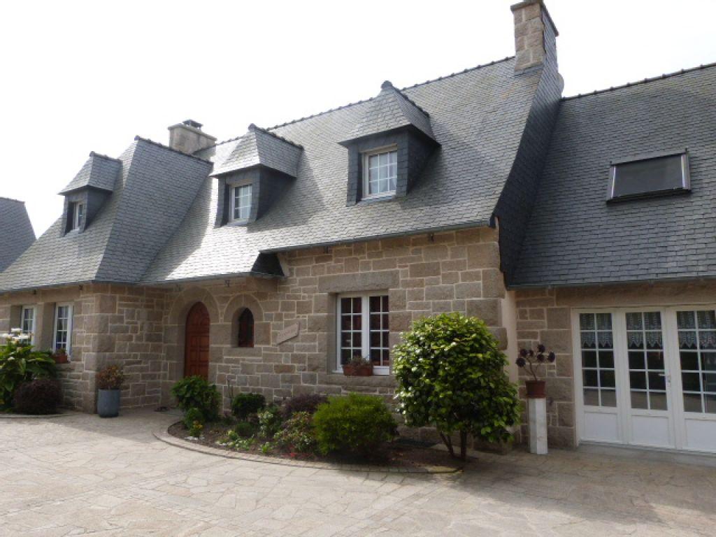 Roscoff maison en pierres 4 chambres...