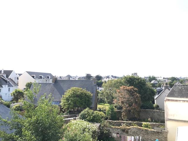 Roscoff, centre ville, maison en pierres 4 chambres....