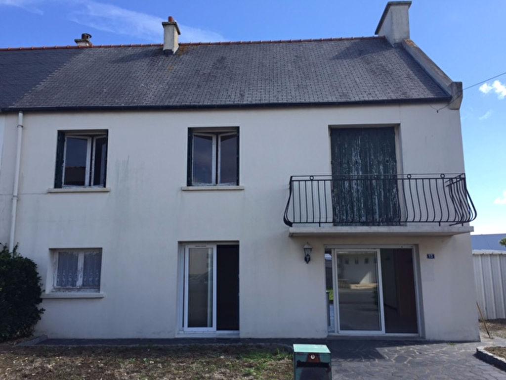 Maison Saint Pol De Léon 4 chambres, cour, jardin