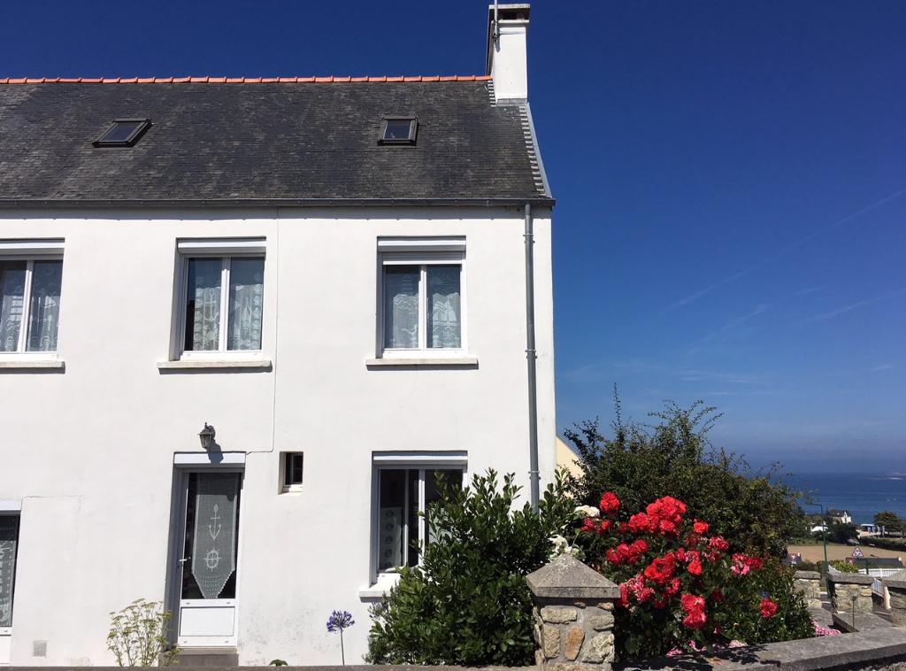 Saint Pol de Léon, maison 4 ch vue mer...