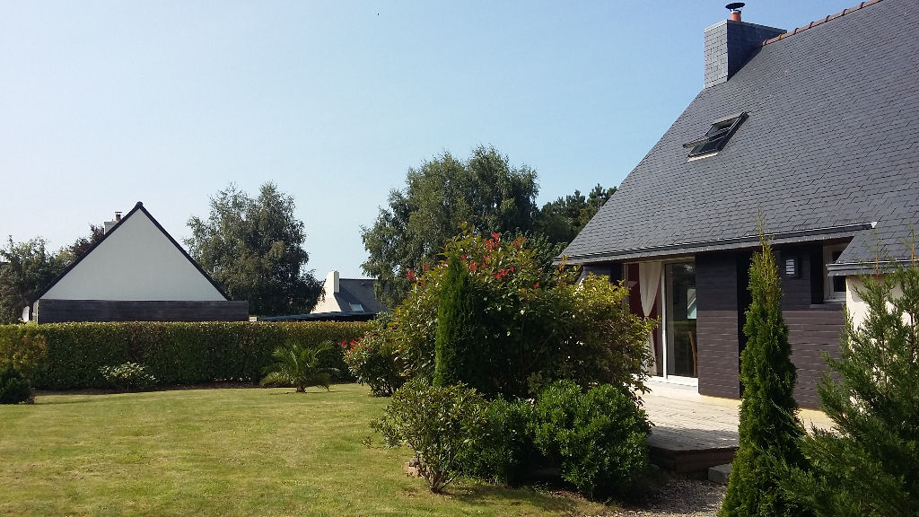 Finistère Nord, HENVIC, proche CARANTEC maison contemporaine 4 ch....