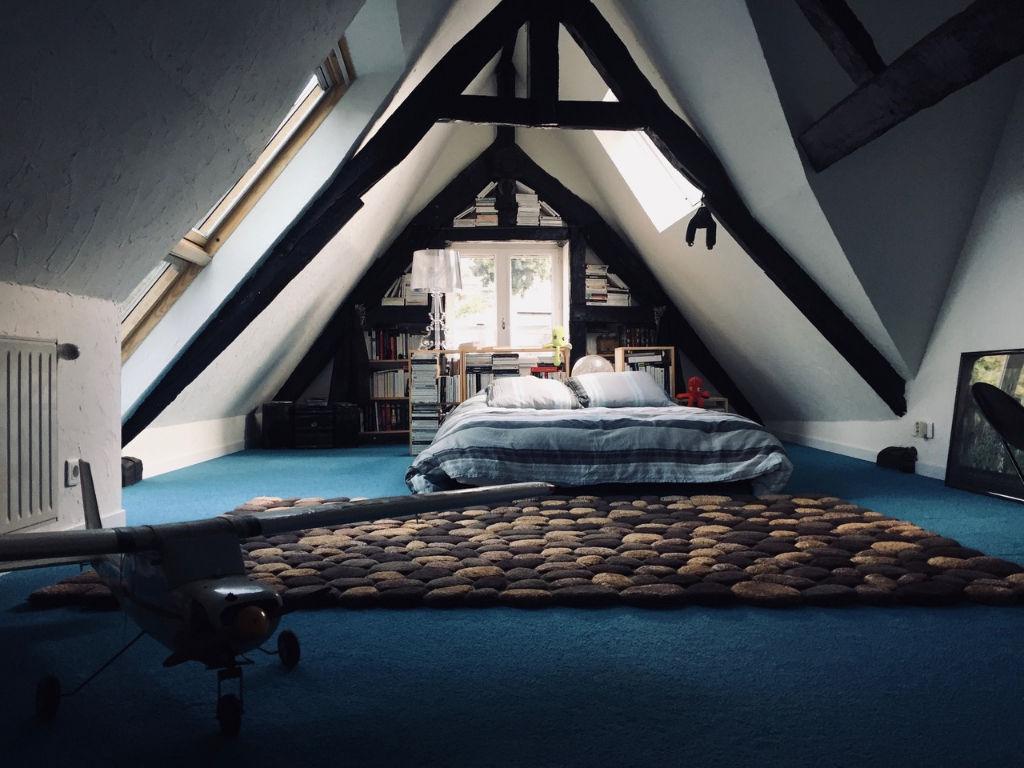 MORLAIX , superbe triplex , centre ville, trois chambres..