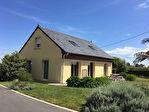 Proposer cette annonce : Finistère Nord PLOUENAN,  maison 4 ch vie de plain pied, terrain clos, garage, atelier....