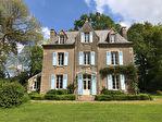 Proposer cette annonce : Morlaix,St Martin-des-Chps, propriété sur 5 ha de parc et bois...