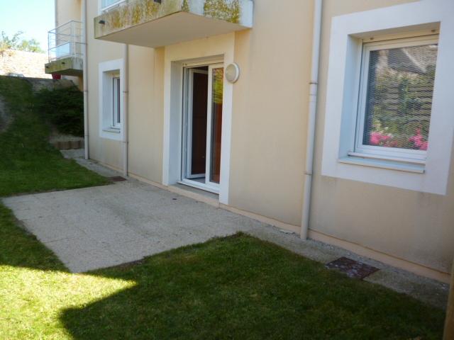 Finistère Nord, Saint Pol de Léon, appartement  d\'une chambre en rez-de-jardin