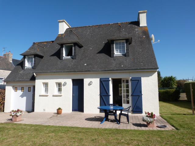 Finistère Nord ROSCOFF, commerces et port à pieds, maison 4 ch...