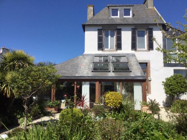 Finistère SAINT POL DE LEON, belle maison bourgeoise...