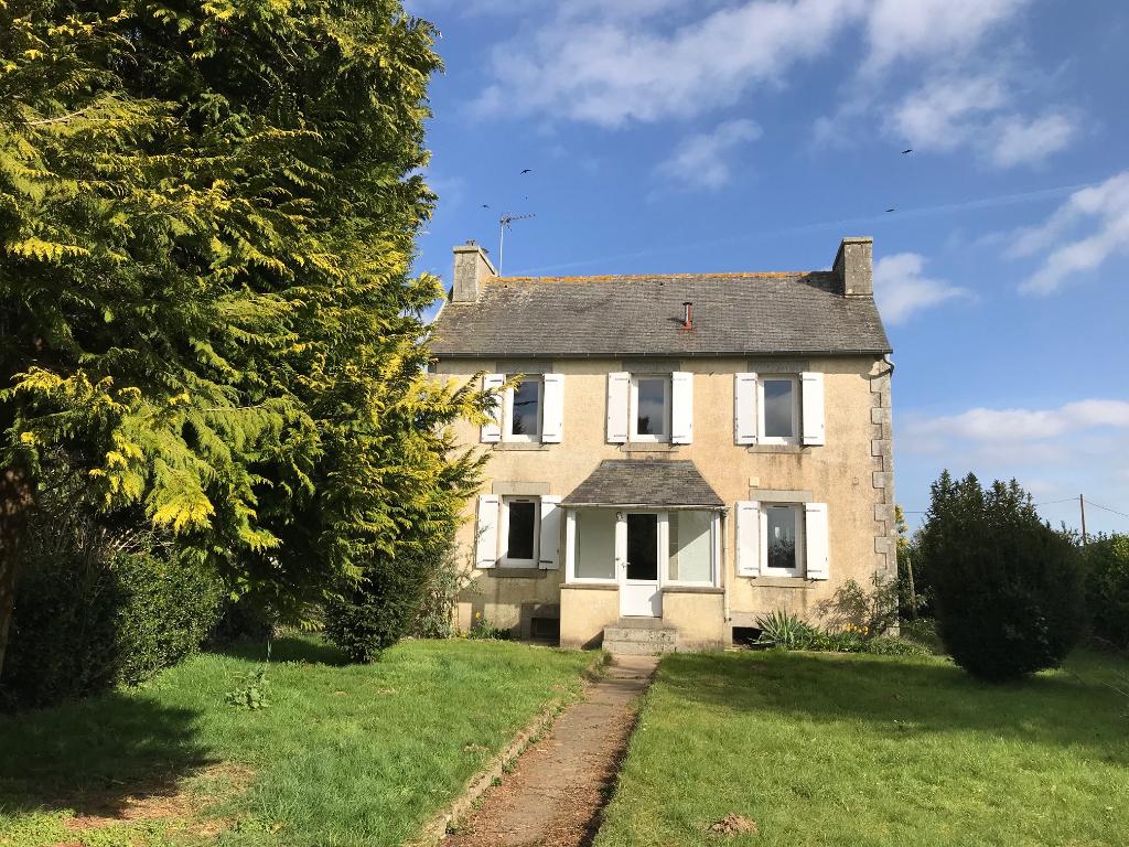 Finistère Nord  Henvic maison deux chambres, jardin clos.