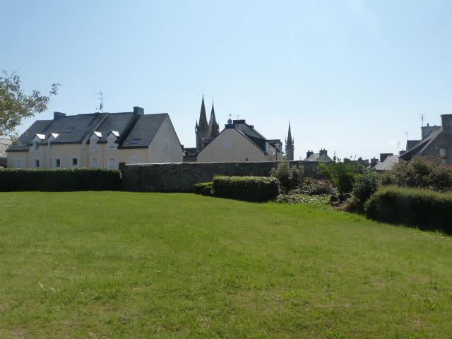 Finistère Nord;SAINT POL DE LEON, centre ville,