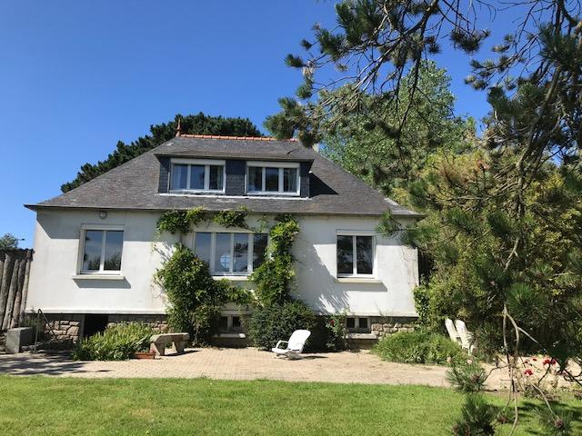 Finsitère Nord, SAINT POL DE LEON, maison de 4 ch, beau terrain....