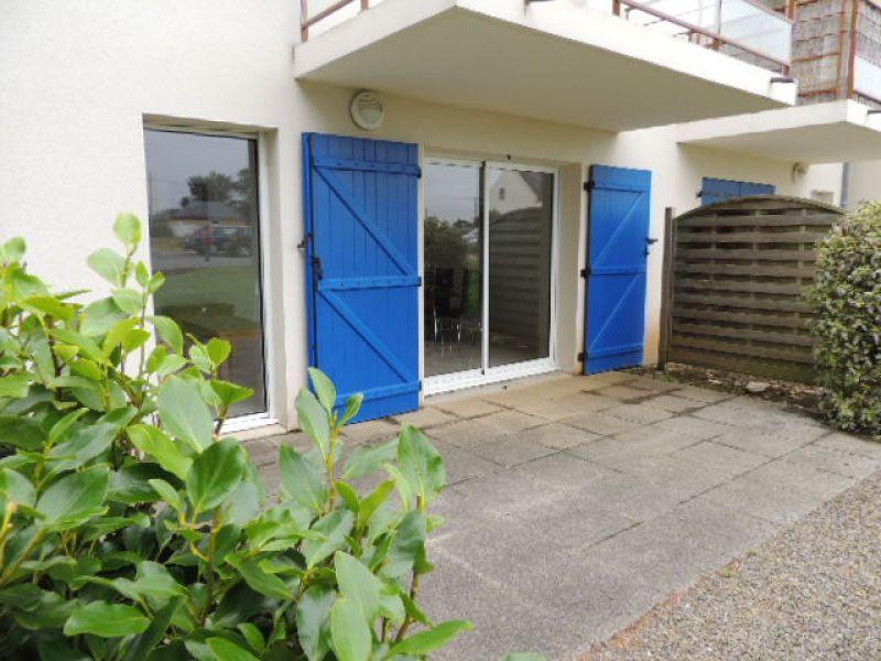 Carantec appartement 2 ch, RDC, accès indépendant..